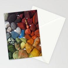 Summers at Lake Michigan Stationery Cards