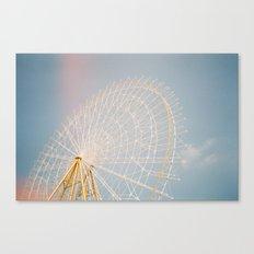 Sky Wheel Canvas Print