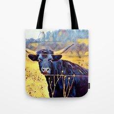 No Bull Tote Bag