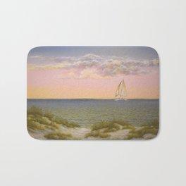 Sand and Sails Bath Mat