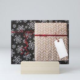 Christmas Gifts Mini Art Print