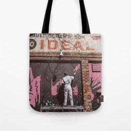 East Village Artist Tote Bag