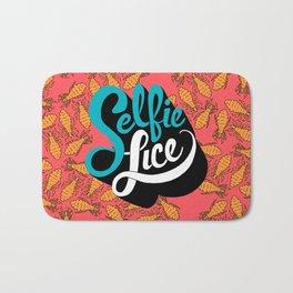 Selfie Lice Bath Mat