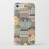 urban iPhone & iPod Cases featuring Urban by Julia Badeeva