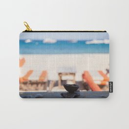 St Tropez Beach Day Carry-All Pouch