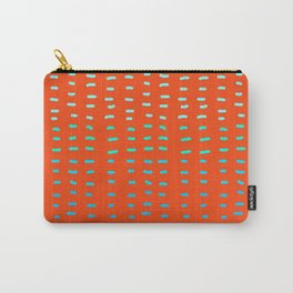 Ultra Orange Bang  Carry-All Pouch