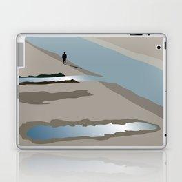 Man and river Laptop & iPad Skin