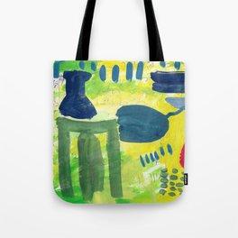 Ode to Morandi Tote Bag