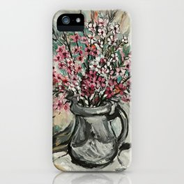 """Australian Ti Tree"" by Margaret Preston iPhone Case"
