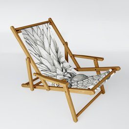 Sunny Days Pineapple Sling Chair