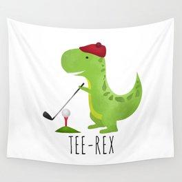 Tee-Rex Wall Tapestry