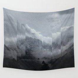 Fractions 00 Wall Tapestry