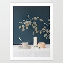 Eucaliptus I Art Print