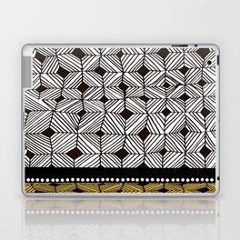 BB-row Laptop & iPad Skin