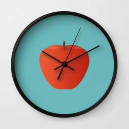 Apple 04 Wall Clock