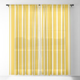 Colorful Pattern 2 Sheer Curtain