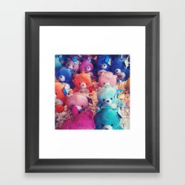 Care Bears Framed Art Print
