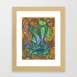 Ladicus Framed Art Print