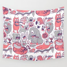 Ol' Doodle Wall Tapestry