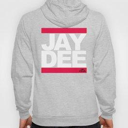 JAY DEE aka JDILLA (RUNDMC tribute) Hoody
