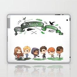 The Dregs Laptop & iPad Skin
