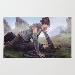 Reylo - Fight Rug
