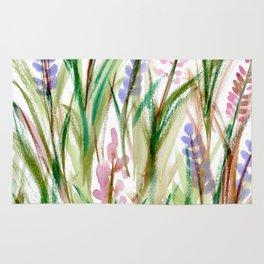 Lavender Watercolor No. 1 Rug