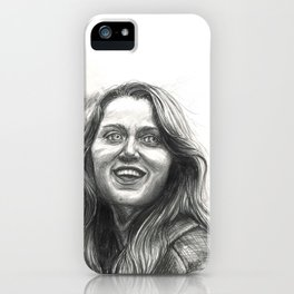 Amy Dyer iPhone Case