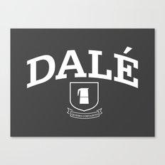 DALÉ Canvas Print