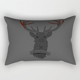 Stag Rectangular Pillow