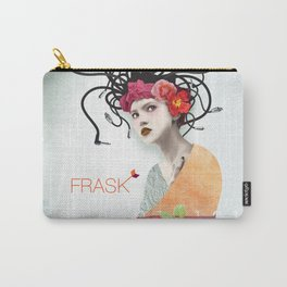 FRASK techno Carry-All Pouch