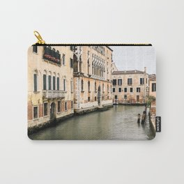 The canals of Venice | Italy | Europe | Travel photography Carry-All Pouch