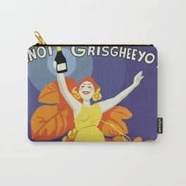 Fancier Than Chardonnay Carry-All Pouch