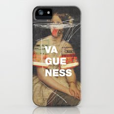 Vagueness Slim Case iPhone SE