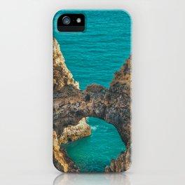 Ponta da Piedade, Algarve, Portugal IV iPhone Case