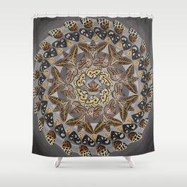 Mothra Shower Curtain