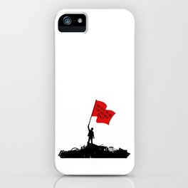 Enjolras iPhone Case