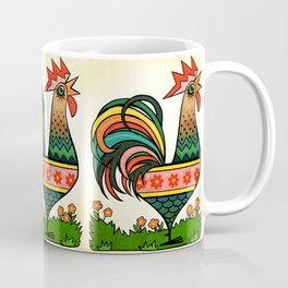 Rise And Shine Rooster Coffee Mug