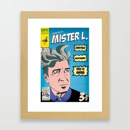 Lynch Framed Art Print