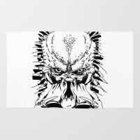 predator Area & Throw Rugs featuring Predator by P2theK