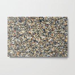 Sea pebble Metal Print