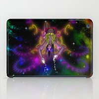 cosmic iPad Cases featuring Cosmic by GothicToggs