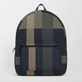 Navy Lines Backpack