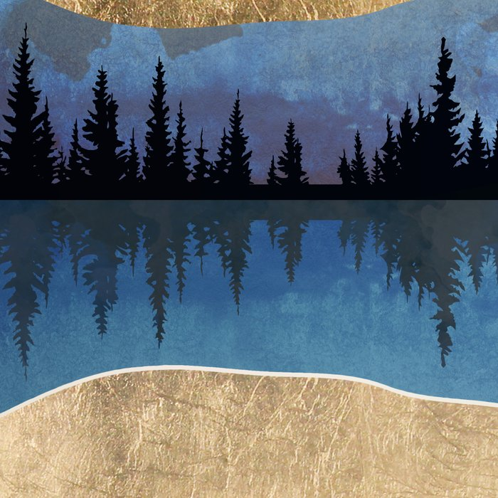Midnight Lake Leggings