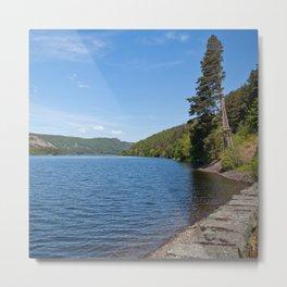 Lake Grasmere Metal Print