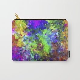 Aquarela_Textura digital  Carry-All Pouch