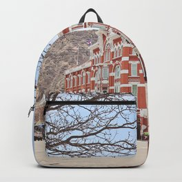 Strater Hotel, Durango Backpack