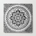 Yin Yang Mandala Pattern by laurelmae