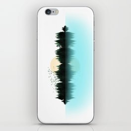 The Sounds of Nature iPhone Skin