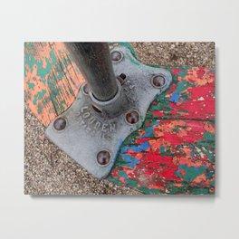 Merry-Go-Round Metal Print